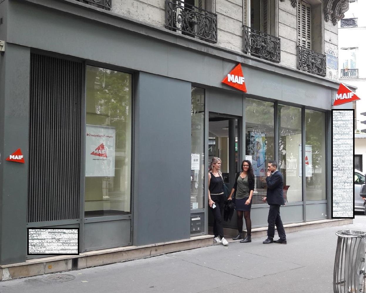 MAIF Assurances Paris Magenta