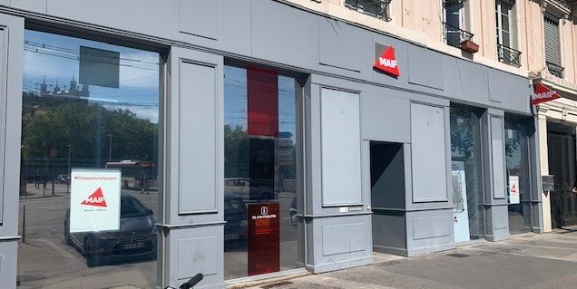 MAIF Assurances Lyon Quais de Saône