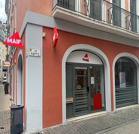 MAIF Assurances Grenoble
