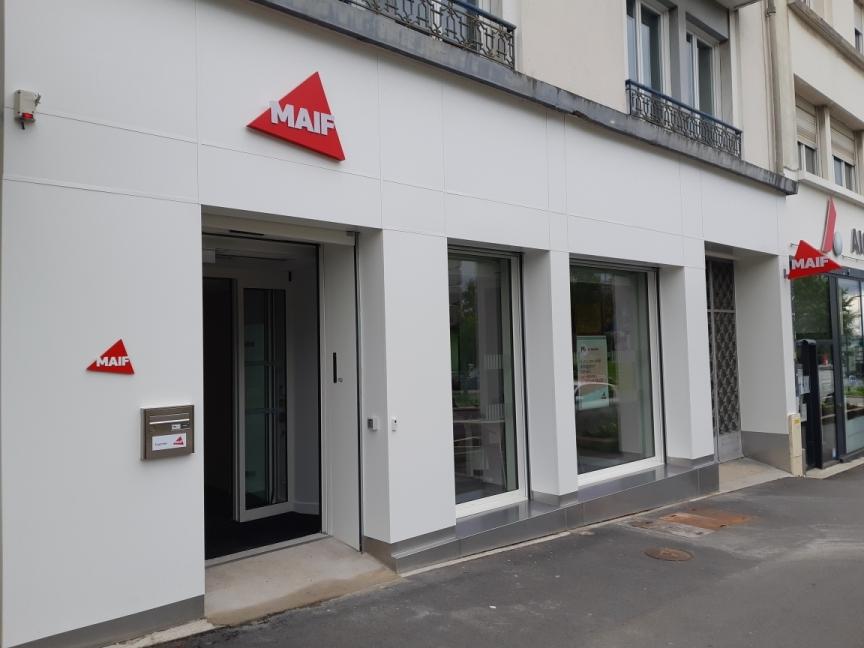 MAIF Assurances Brest